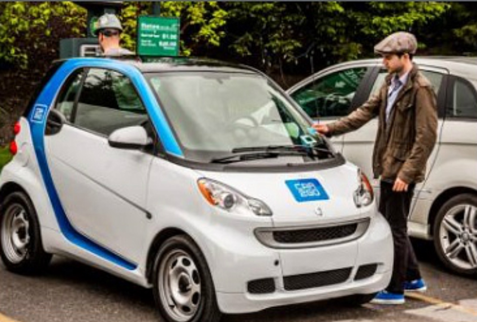 Auto Opinion Ca News Car2go Introduces A New Way Of Carsharing In