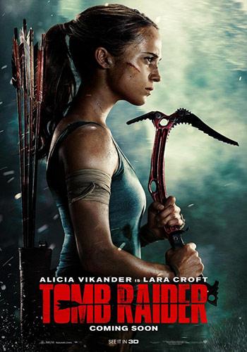 Tomb Raider 2018 Hollywood Upcoming Movie Trailer HD Poster