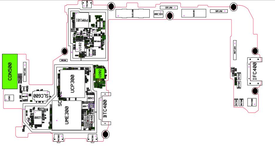 Skematik Samsung J1 Ace Sm-j100h
