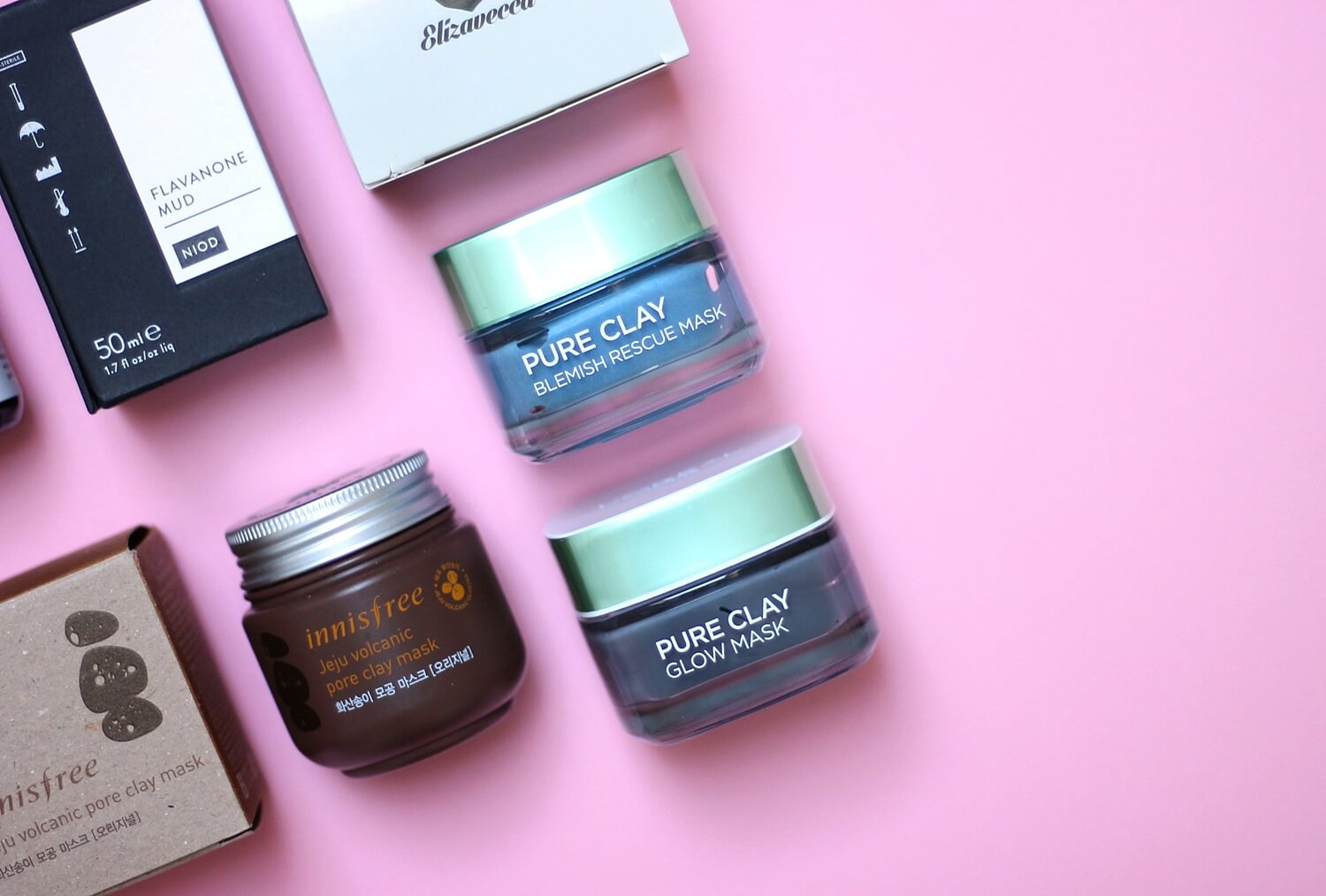 loreal pure clay glow detox mask review recenzija