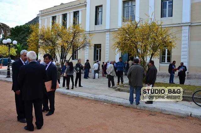 Τρίτη αναβολή στην υπόθεση δωροληψίας και εκβιασμού στο Άργος