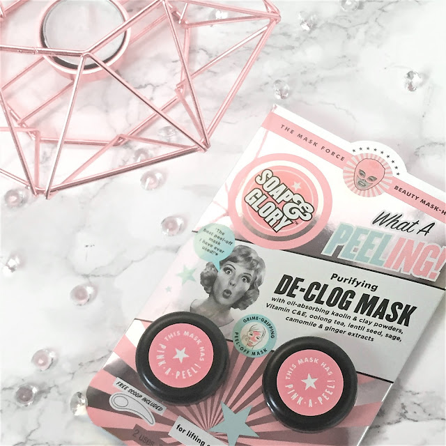 Soap And Glory What A Peeling Mask Review