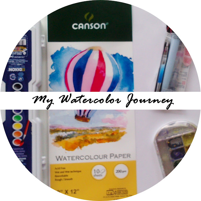 All About Watercolor and Koi Waterbrush Review