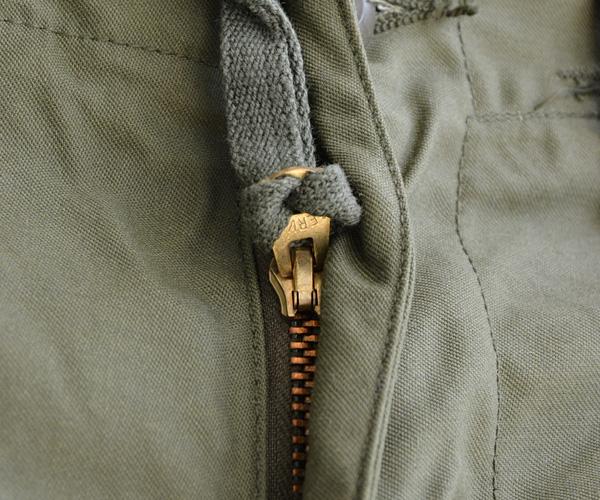 デッドストック70sヴィンテージ米軍実物M-65ミリタリートラウザーズ