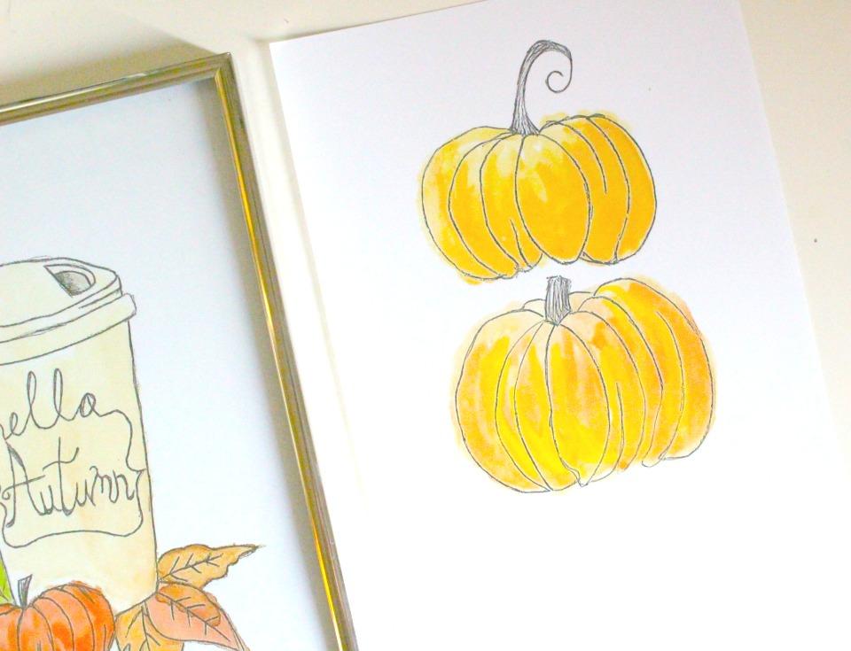 Autumn Prints