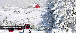 Ergan Kayak Merkezi – Erzincan
