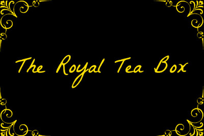 Royal Tea box