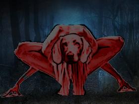 犬女(素材使用)
