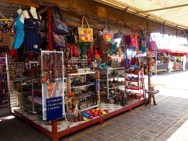 Masaya handicraft market, Granada, Nicaragua