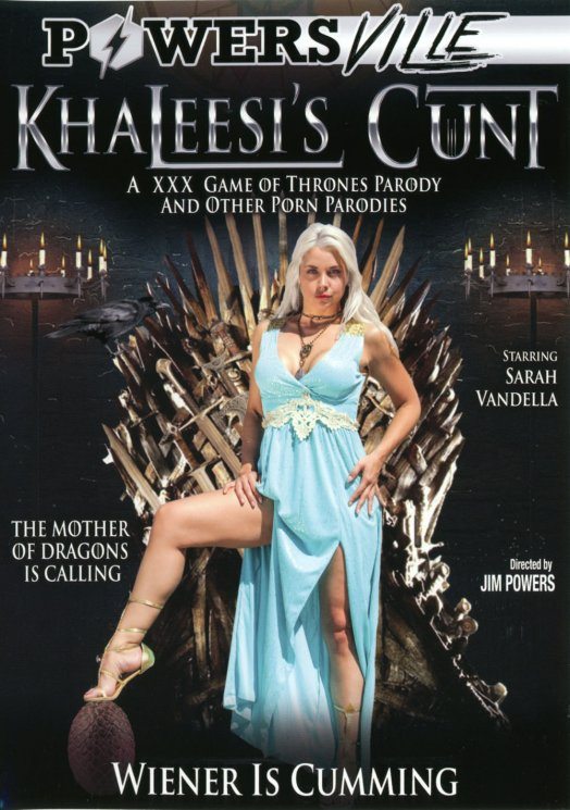 Khaleesi's Cunt: A XXX Game of Thrones Parody and Other Porn Parodies