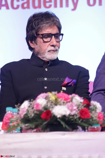 Amitabh Bachchan Launches Ramesh Sippy Academy Of Cinema and Entertainment   March 2017 001.JPG
