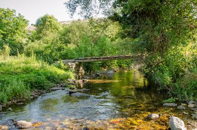 Gradeshka River in Mariovo Region