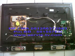 Pusat Service Polytron LED LCD TV