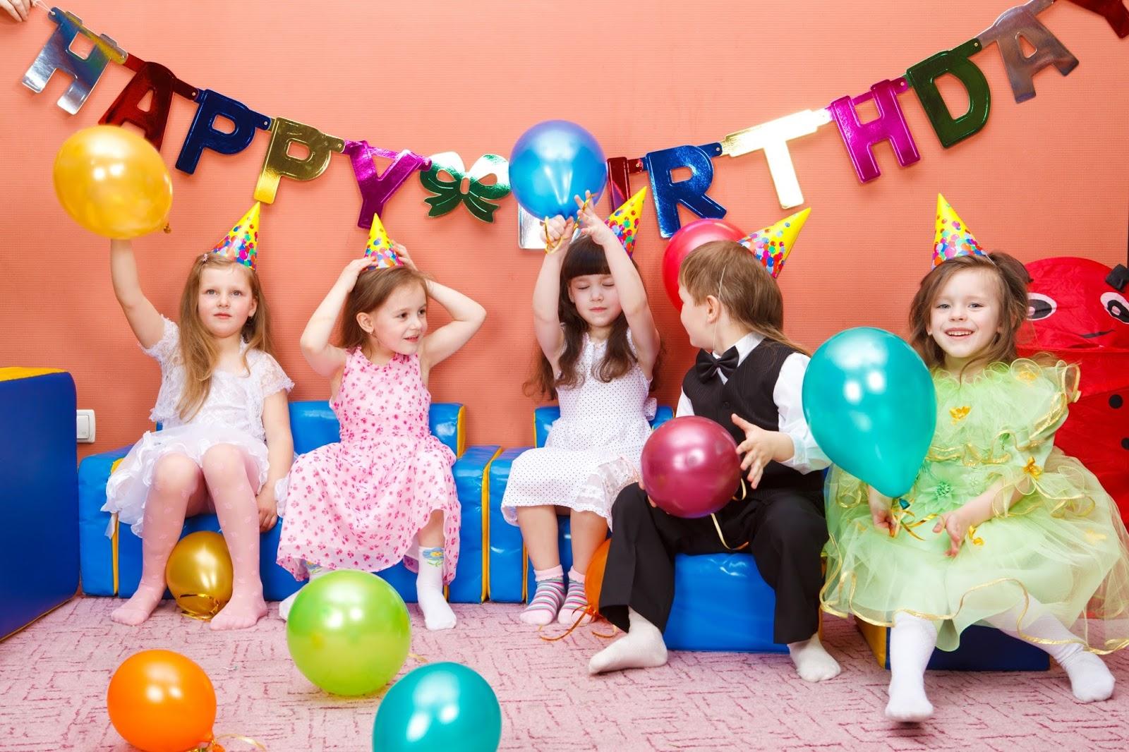best surprise birthday kids birthday party