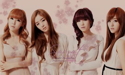 1 10 Girlband Korea Dengan Personil Tercantik
