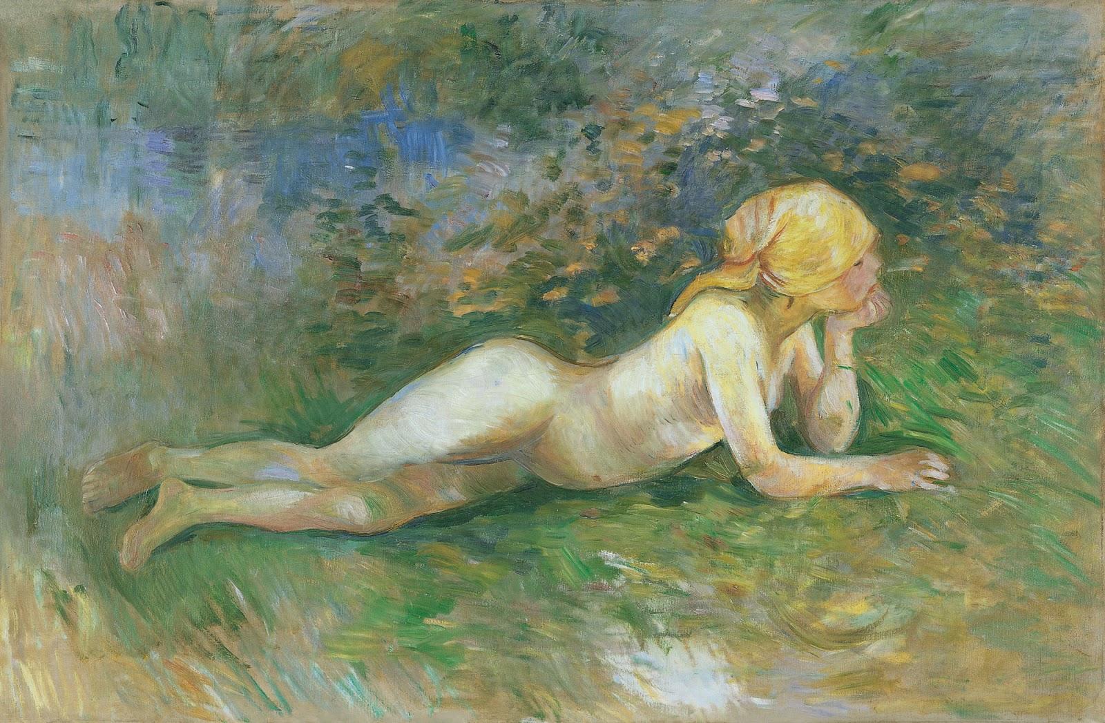 ComJeitoeArte: Biografia da pintora Berthe Morisot