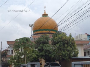 Jual Kubah Masjid Stainless Steel di Surabaya