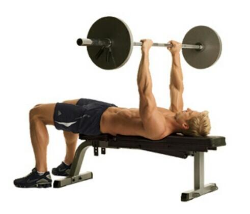 Kombinasi Latihan Otot yang Benar   Zona Pelatih