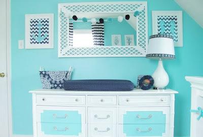 Ide Warna Cat Biru Tosca Untuk Dekorasi Rumah