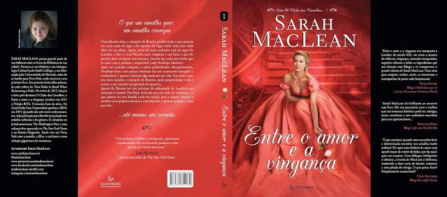 [Resenha] Entre o Amor e a Vingança (O Clube dos Canalhas #1) || Sarah MacLean