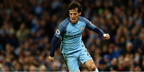Silva: City's Playing is Like What Barcelona Did in The Past