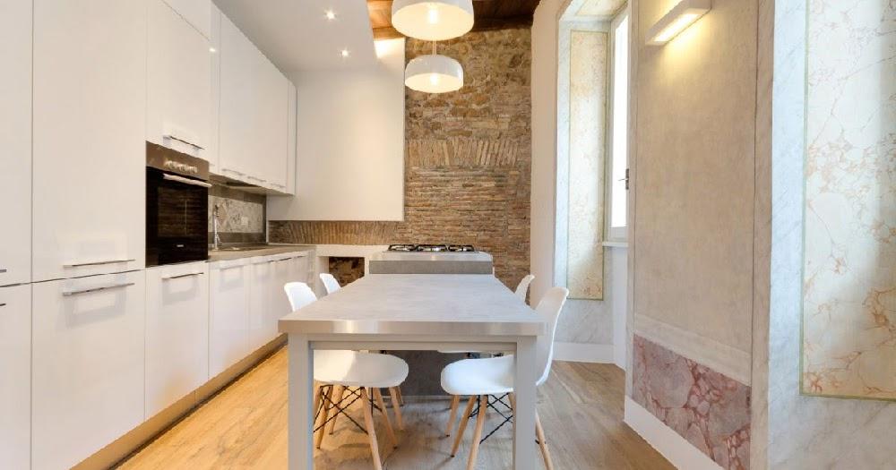 Un appartamento di charme a roma blog di arredamento e for Interni di charme