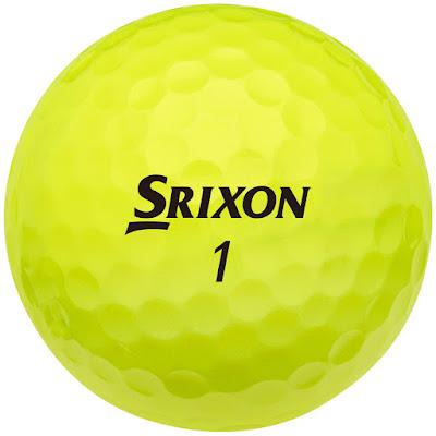 Srixon Soft Feel-10 Yellow