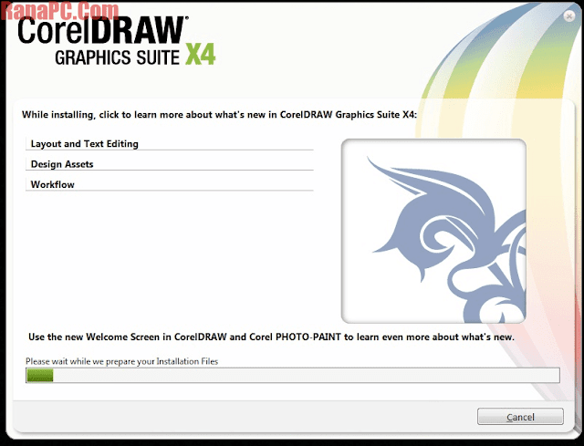 CorelDraw Graphics Suite X4 Full