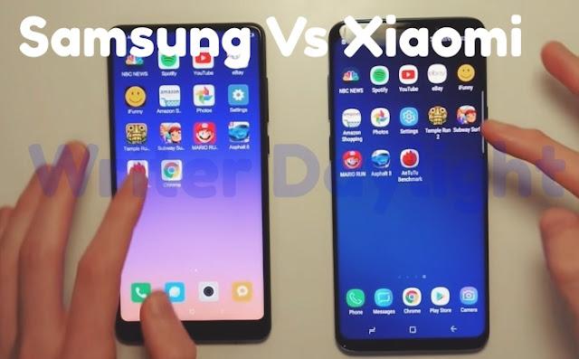 Samsung vs Xiaomi