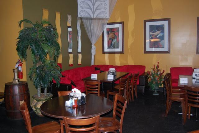 Cafe Annie em Downtown Orlando