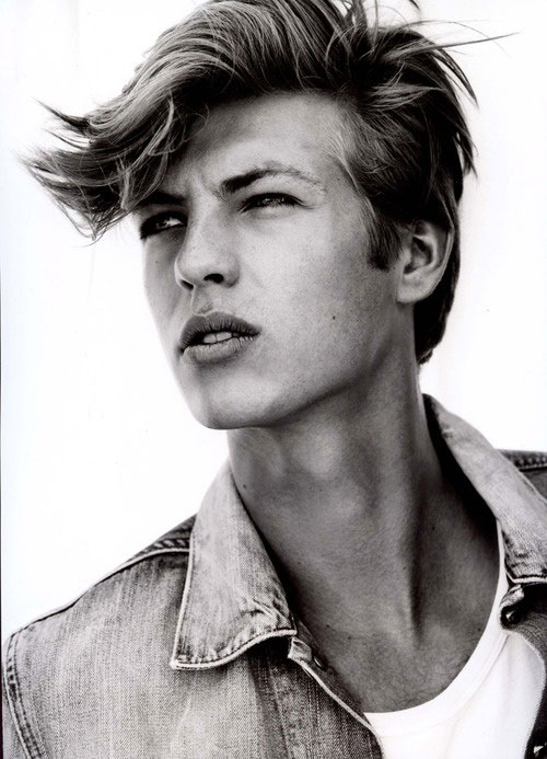 Trendy Mens Hairstyles 2012 -2013,