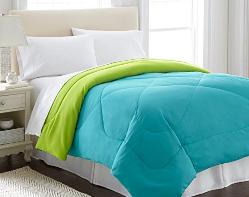 Turquoise Blue And Lime Green Bedding Sets