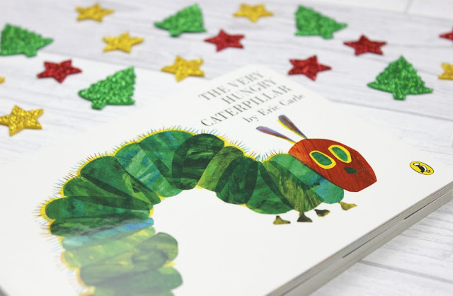 A review of The Very Hungry Caterpillar Board Book