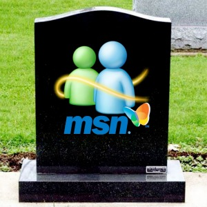 FIM DO MSN