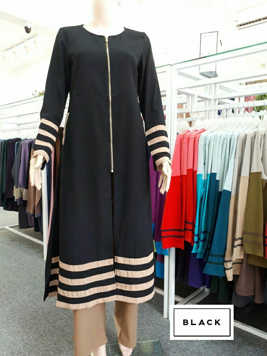 Seri Anggun Collection Jubah Cantik