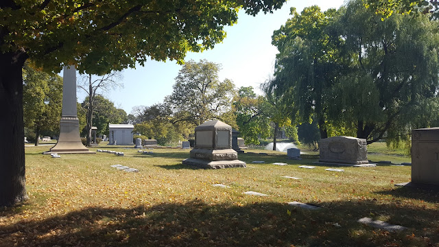 Rosehill Cemetery by Musings of a Museum Fanatic