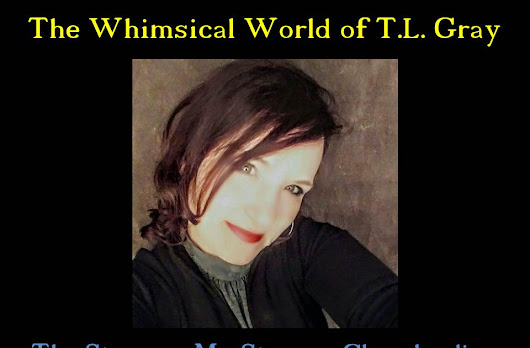 The Whimsical World of T.L. Gray - The Story, My Story, Cheerleading