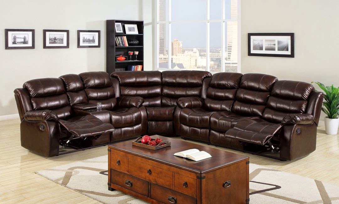 Best Reclining Sofa For The Money: Whitaker Brown ...
