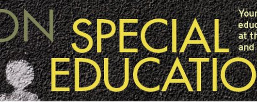 As Budget Cuts Loom, There's No One in Charge of Special Education