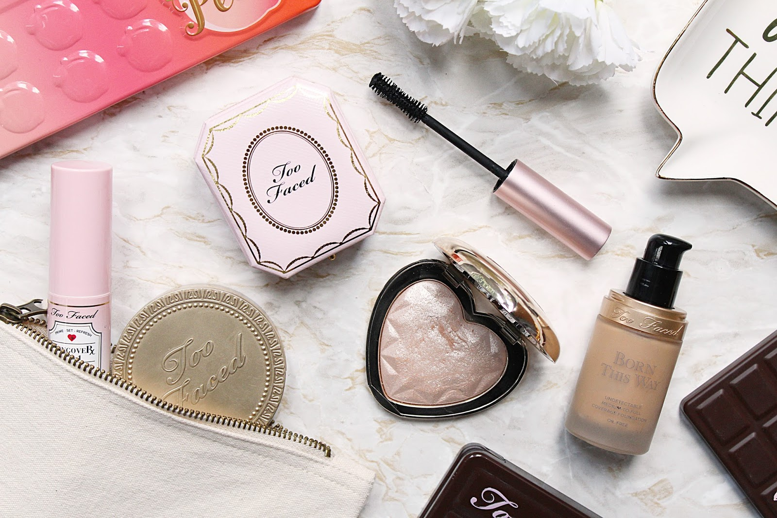 Too Faced Recommendations