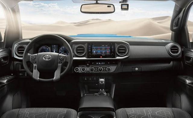 2018 Toyota Tundra Spy Shots