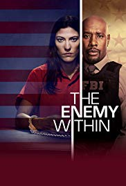 The Enemy Within (2019-) ταινιες online seires oipeirates greek subs