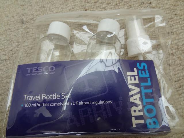 líquidos na bagagem de mão