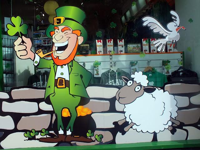 souvenirs en Dublín