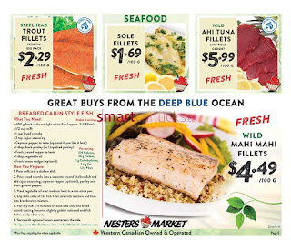 Nesters Market Flyer April 15 - 21, 2018