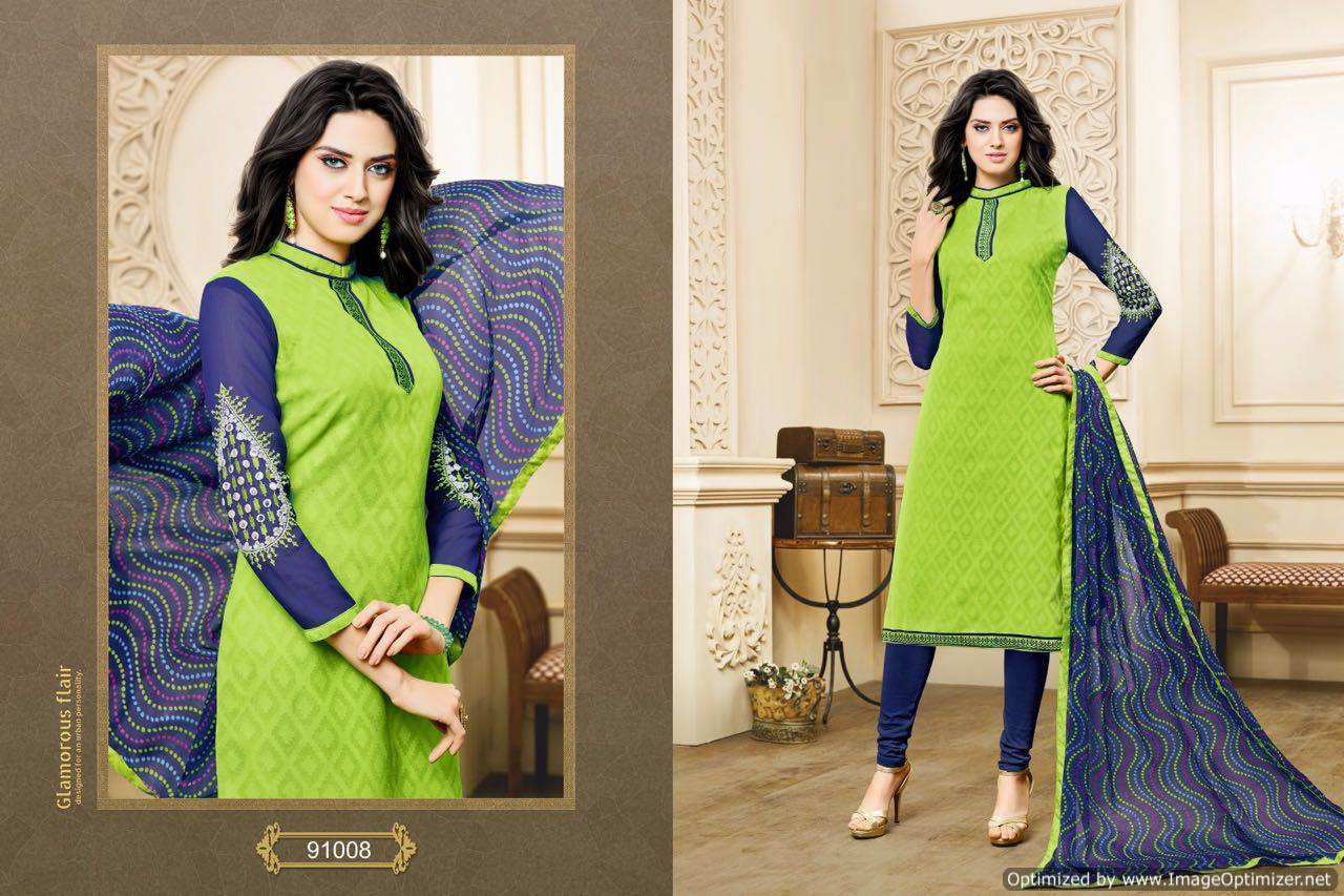 Dairy Don 8 – Cotton An Amazing Dress Material Buy Online