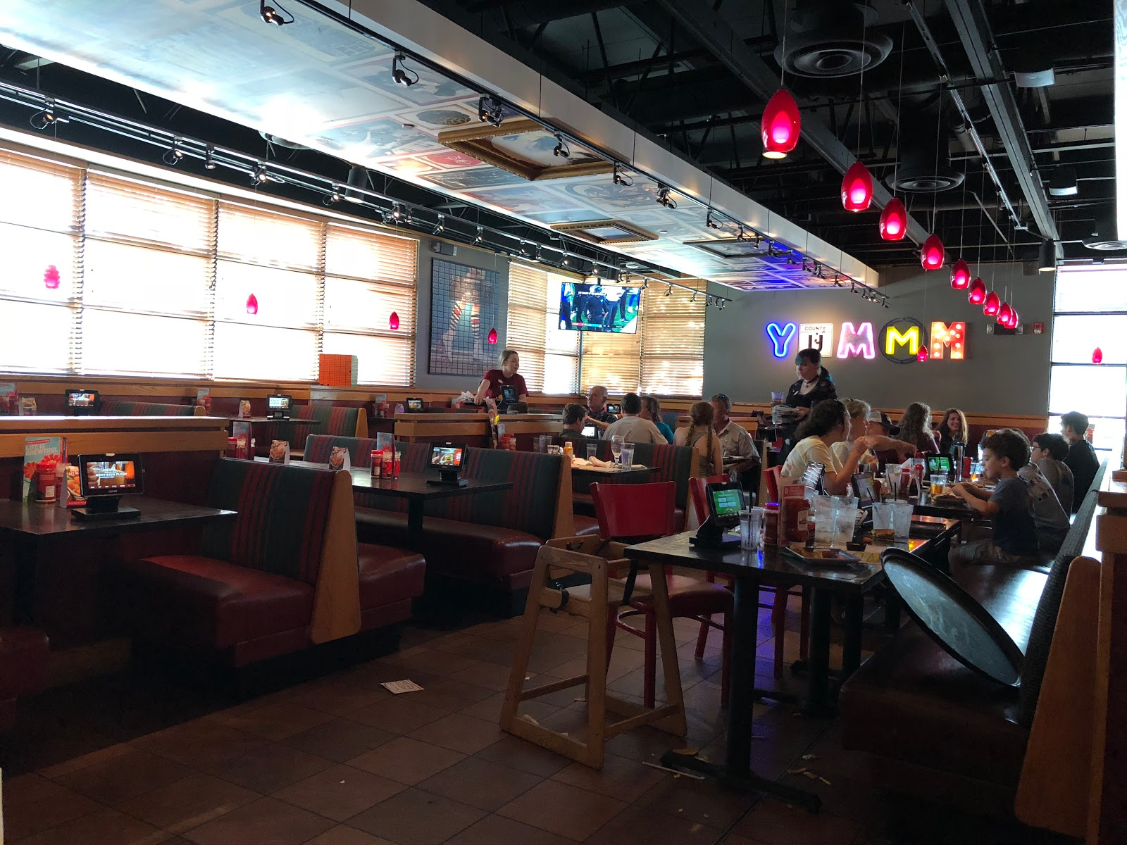 Red Robin Restaurant Review Apex Nc Blue Skies For Me