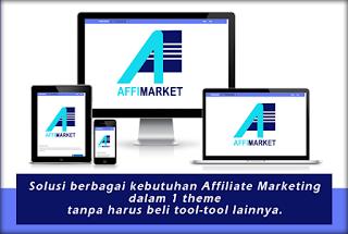 Solusi untuk kebutuhan afiliasi marketing dalam satu tema