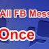 Facebook Par All Messages Ko Ek Sath Kaise Delete Kare