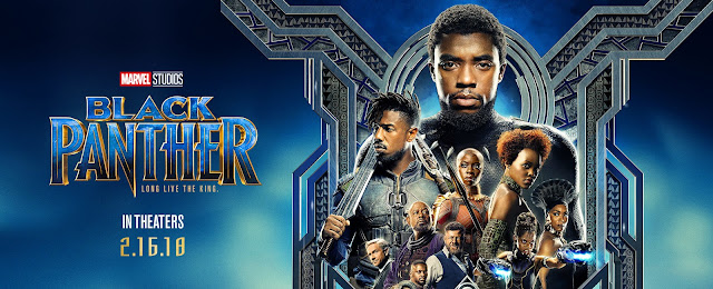Projected Film: Black Panther Review